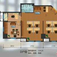 谷山大厦户型图 (3)