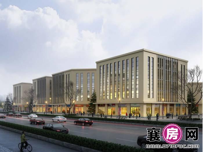 新合作襄阳食品商贸物流城