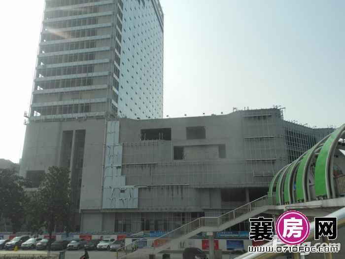 汉水华城写字楼实景