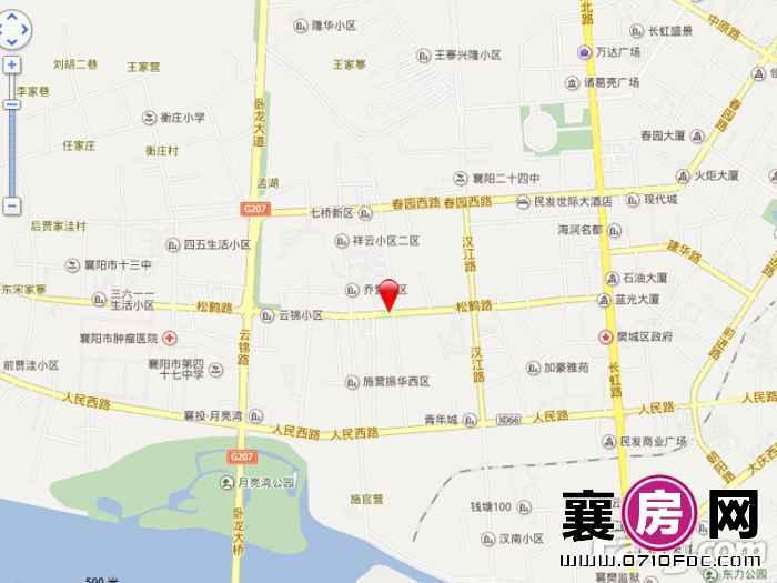 盛唐国际交通图