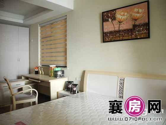 九悦天城小可公寓81㎡样板间卧室