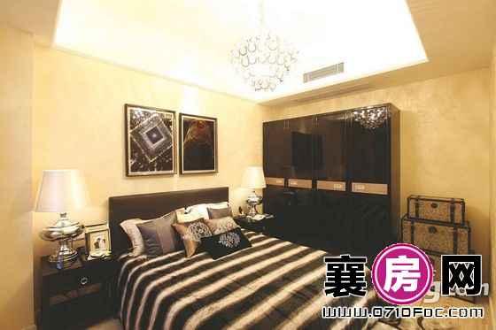 民发·盛特区盛特公寓样板间卧室