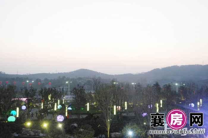 富春山居实景图