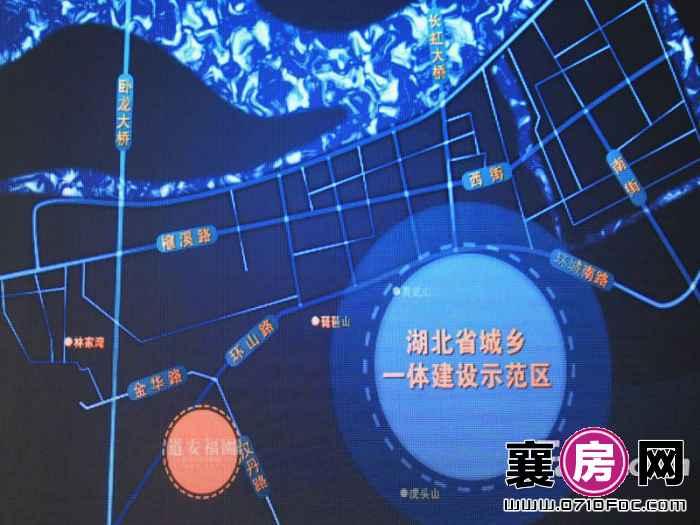 道安福園交通图