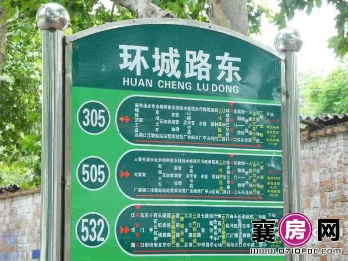 四季万锦交通图