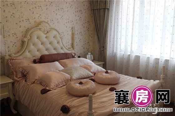 长虹观邸125.9平样板间客卧