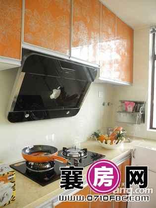 紫園3#C1户型样板间厨房