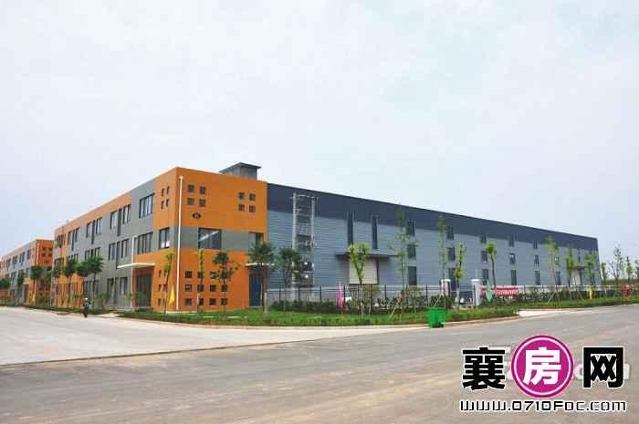 襄阳·佳海工业城钢构厂房