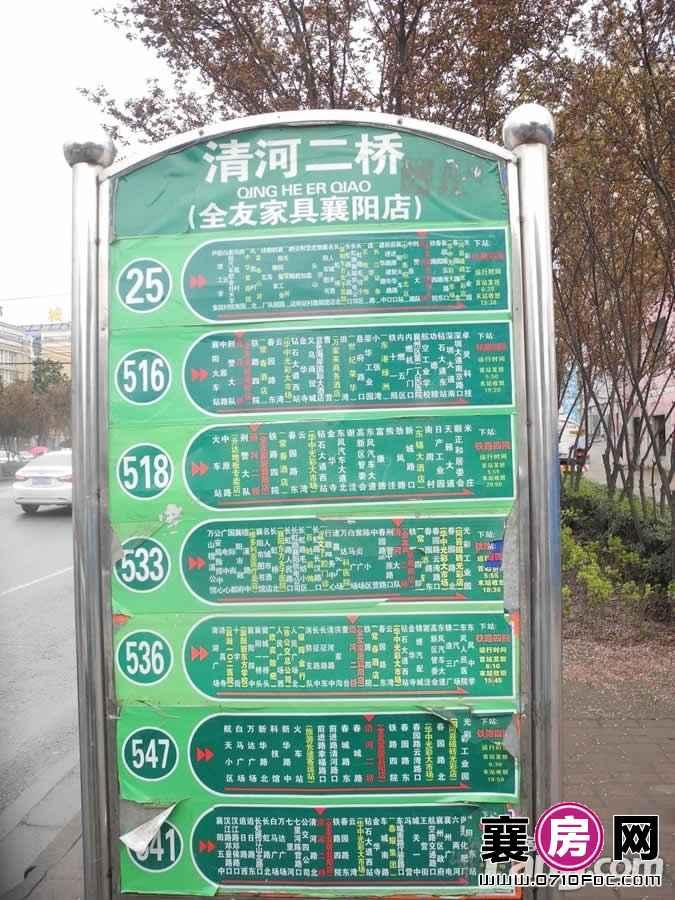 融侨城交通图
