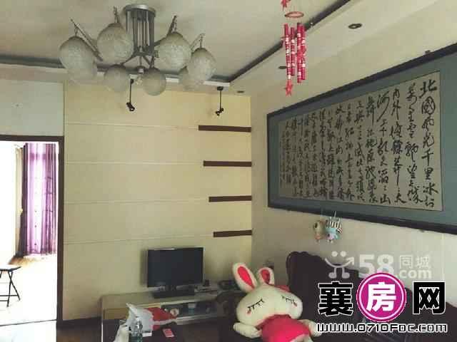 襄城鼓楼中心精装修 学区房 2室1厅66平米 家具家电齐全(个人)