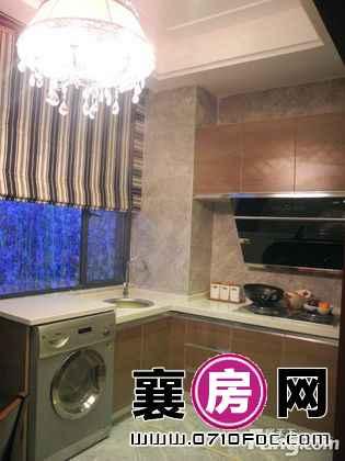 天元四季城一期1-2#1-3#B户型样板间厨房