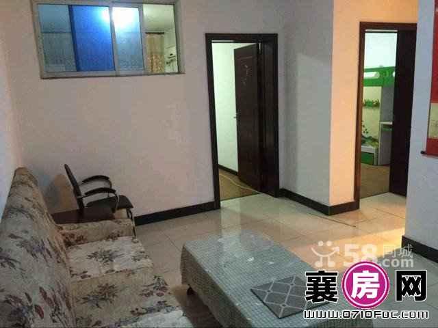 襄城二桥头怡 2室1厅80平米 精装修 半年付(个人)