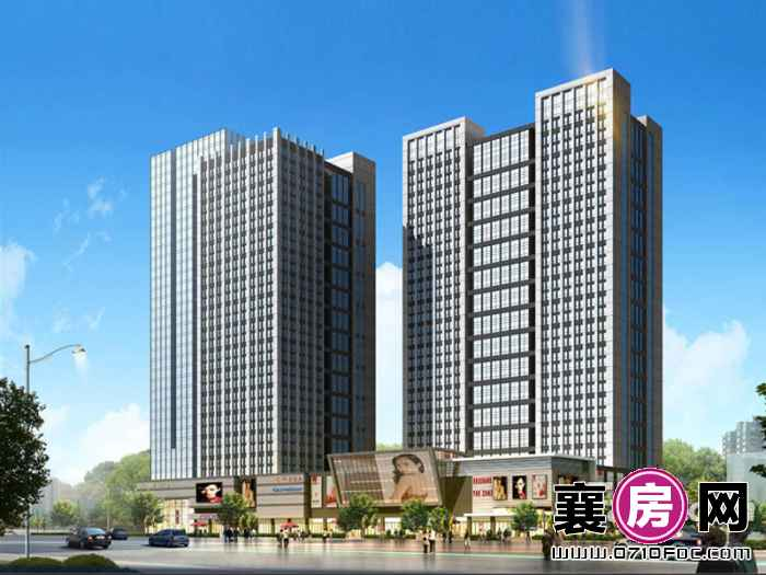 广锦·乐居广场