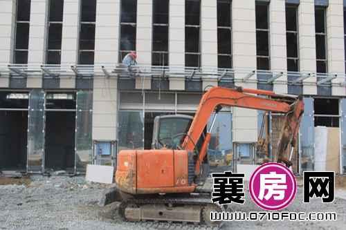 环球金融城最新工程进度(2015.8.20)