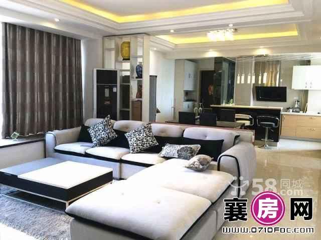 (出售) 明发天地精装新婚房4室2厅2卫139.9㎡