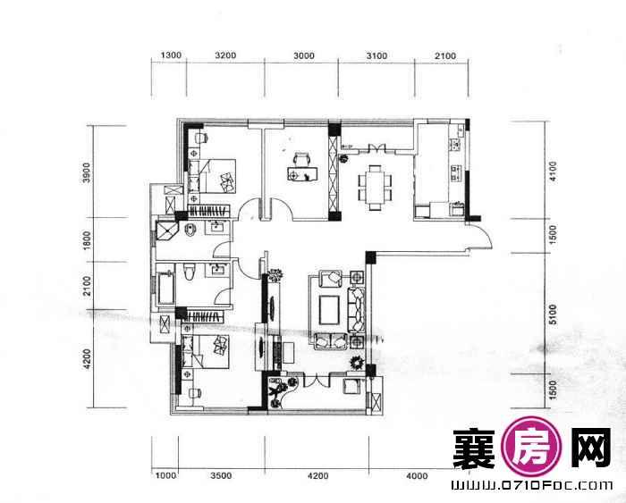 襄州城市广场