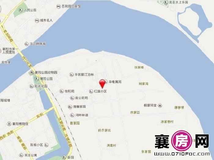 北京公馆交通图