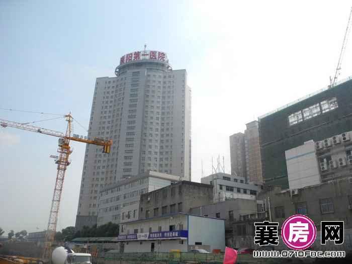 华凯·襄阳天下项目旁边市一医院