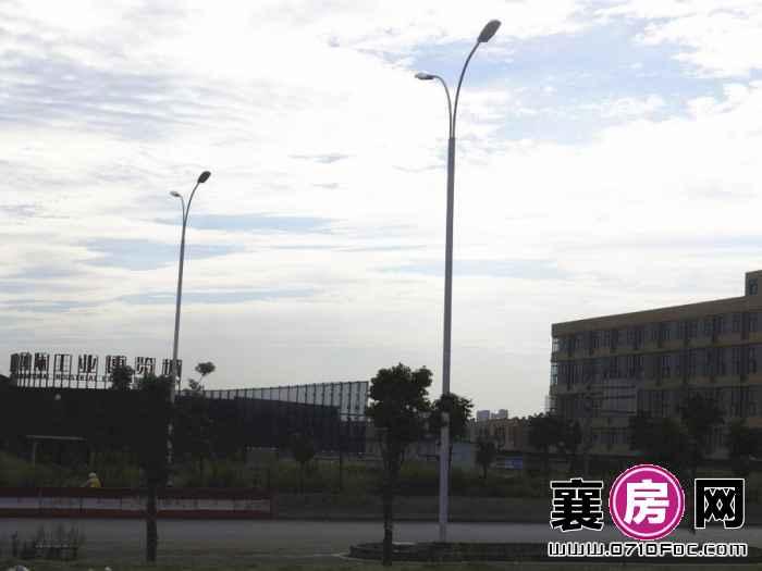 北京新发地襄阳农副产品博览园配套图