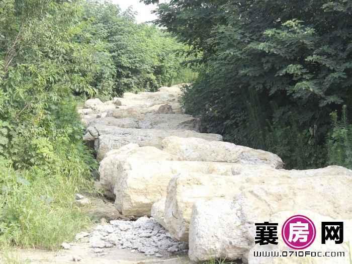 汉江梦1958项目北面邓城遗址