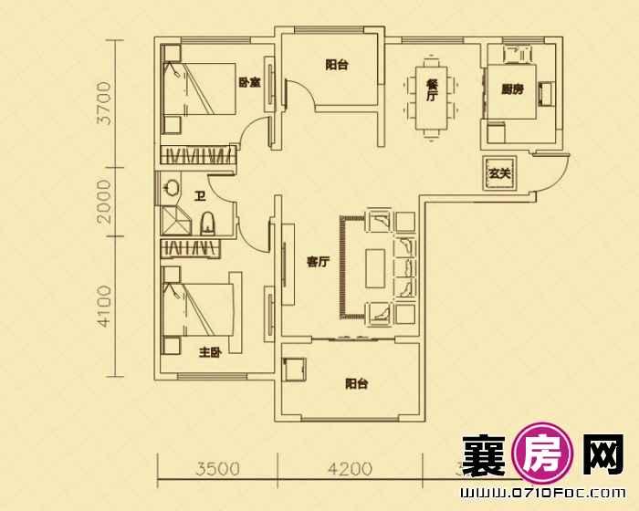 世纪荣华·紫薇苑