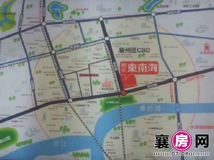 荣华·东南海交通图