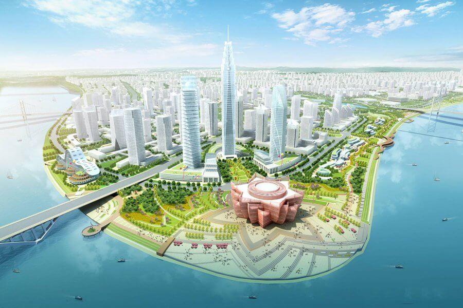 襄阳市东津新城宣传片 (124播放)