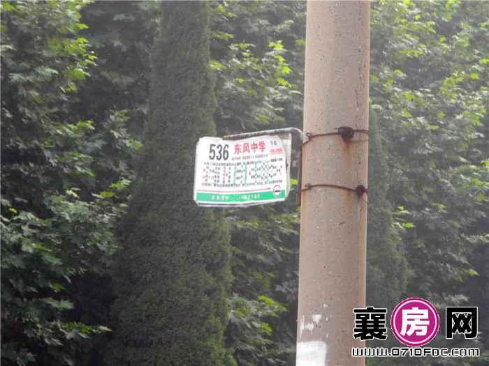 东风佳园交通图