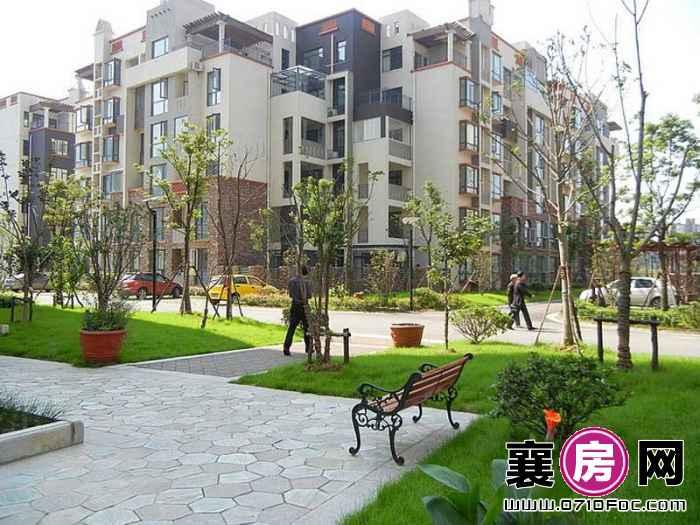 华立·凤凰城小区实景(2011-10-14)