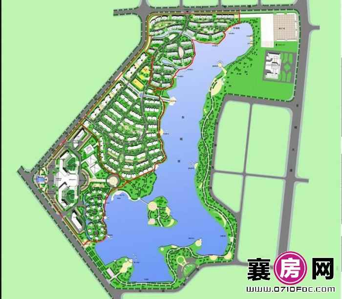东湖国际花园·望湖效果图