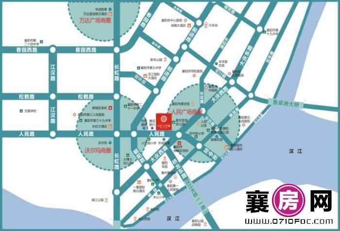 中昱万年城地图