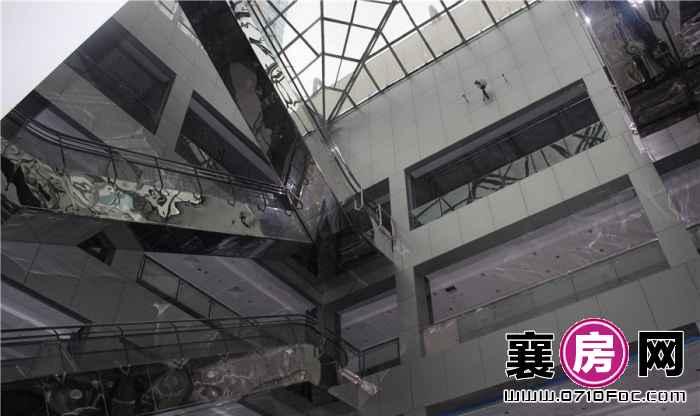 谷山大厦商铺内部(2015-10-28)