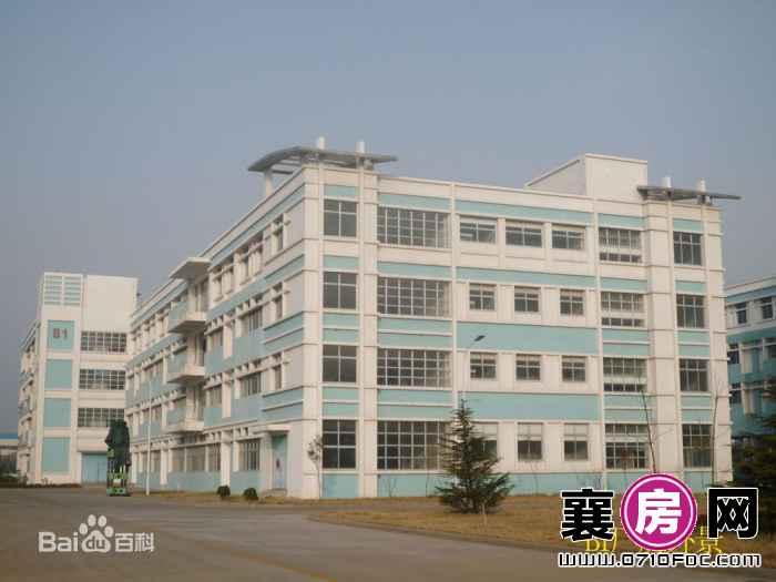 襄阳东莞工业城实景图