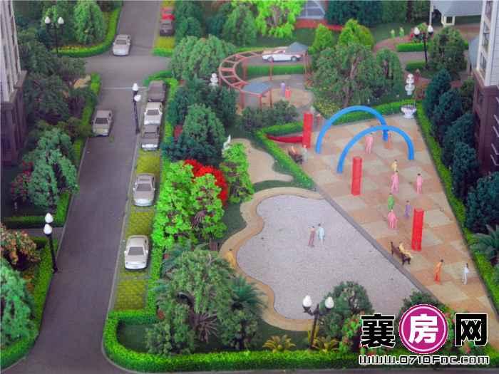 人车分流沙盘展示(2015-10-13)