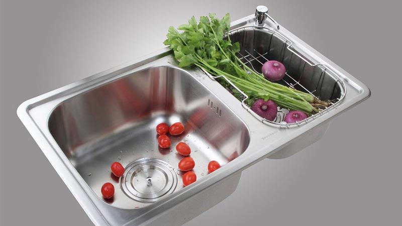 选购厨房水槽小技巧 轻松选到好东西