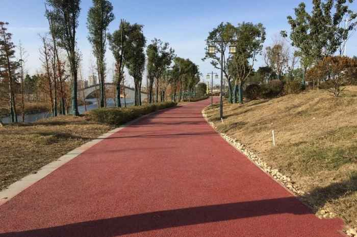 沿浩然河跑道(2015-12-15)