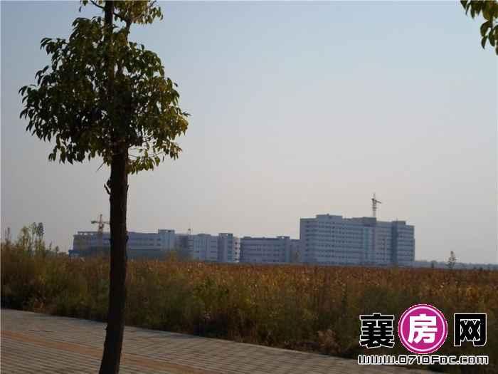 襄阳技师学院实景(2015-9-16)