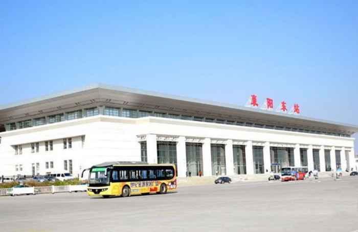项目1000米内襄阳东站