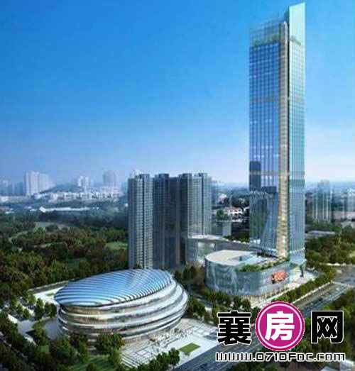 IFC襄阳国际金融中心