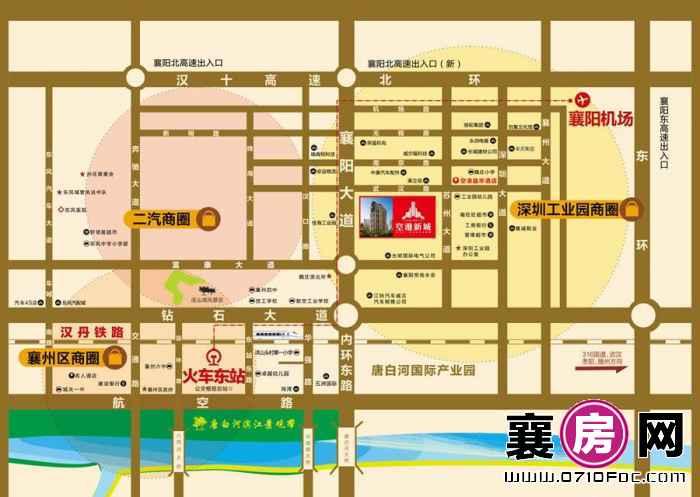 空港新城交通图 (1)
