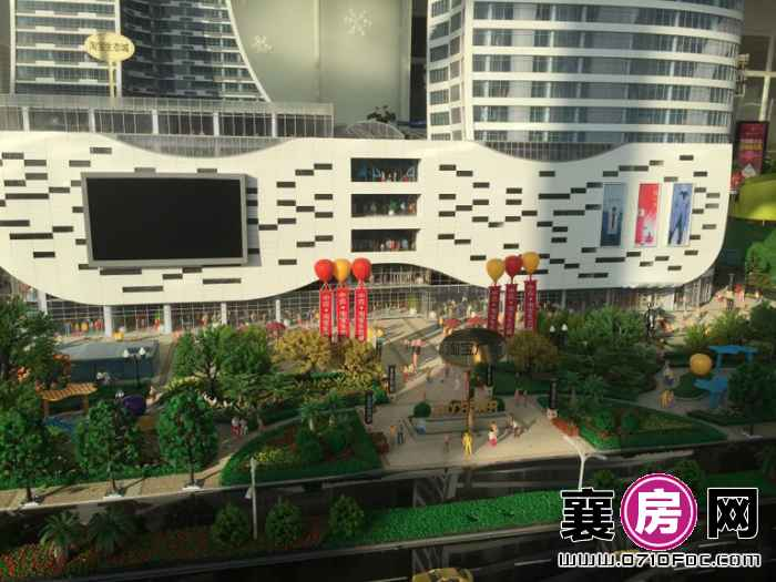 淘宝广场广场沙盘(2016-1-14)