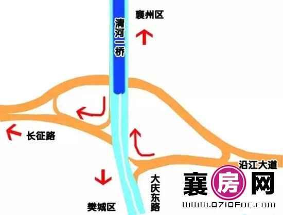 襄阳清河一桥