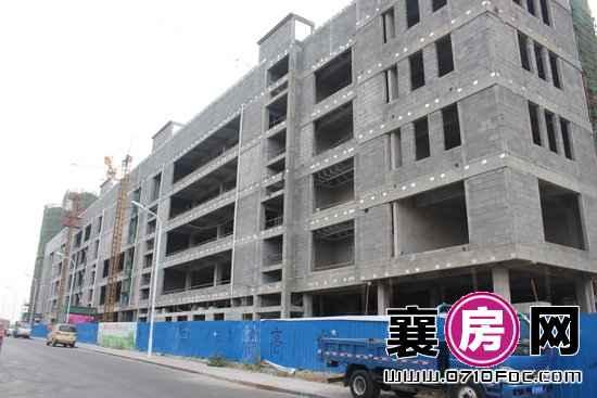 襄阳天下9月12日最新工程进度
