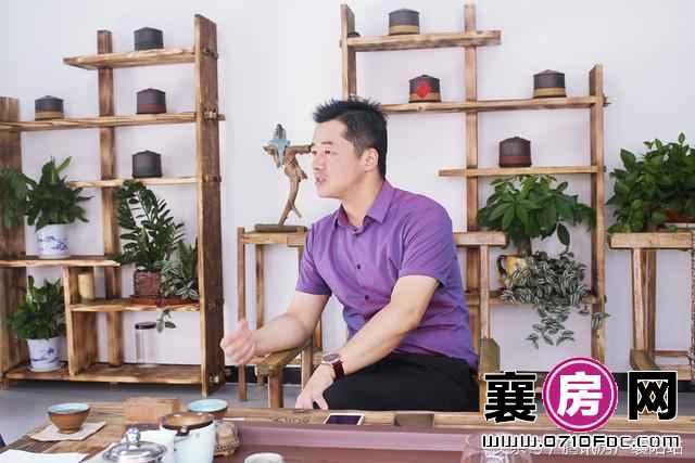 襄阳房地产人物专访——本色地产胡俊